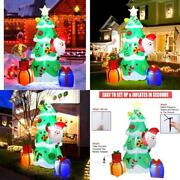 Maoyue Christmas Inflatables 7ft Christmas Decorations Outdoor Inflatable Christ