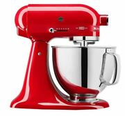 Kitchenaid Stand Mixer 100 Year Limited Edition Queen Of Hearts Tilt-head 5qt