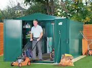 Asgard Police Approved Gladiator Plus 7x14 Metal Shed - Assembly Available