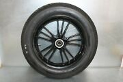 Nice Oem Indian Scout Front 16 Wheel And Tire K673f 130/90-16 Oem Used