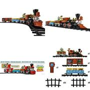 Pixar's Toy Story Ready-to-play Battery Powered Model Train Set With Remote