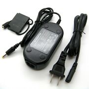 Ac Power Supply Adapter For Nikon Eh-62f Eh-62 Ep-62f Dummy Battery Brand New