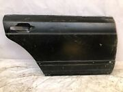 Mercedes W126 S Se Rear Right Door Outer Panel Skin Part 1267301009 Genuine Nos
