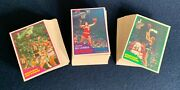 1981-82 Topps Basketball Complete Subset 67-110 East West Midwest - Nmmt Sharp