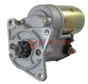 Gear Reduction Starter Fits Ford Tractor 445c 445d 515 531 535 540a 3cyl Diesel