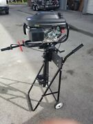 7hp 196cc 4 Stroke Outboard Motor Air Cooled Tomking