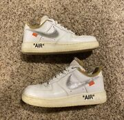 Off White Nike Air Force 1 Complexcon Size 6.5