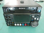 Sony Pdw-hd1500 Professional Disc Recorder