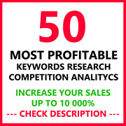 Keyword Research 50 Best Most Profitable Keywords For Your Site Website Google