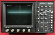 Tektronix Wfm601e Serial Component Monitor With Eye Pattern