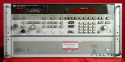 Hp 8673d  Signal Generator To 26 Ghz