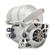 New 9t Starter Fits Kubota Compact Tractor L2650dt D1402diae 90-96 1280006841