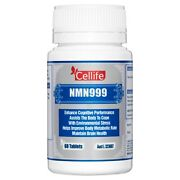 New Nmn999 60 Tablets- Up To 40 Off A Purchase Of 4 Items