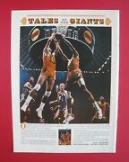1970 Sports Illustrated Magazine Subscription Color Ad