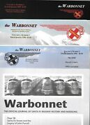 Warbonnet Volume 1 Complete 4 Issue Set 1995 Santa Fe Atsf Historical Society