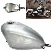 Customized Motorcycle Petrol Gas Fuel Tank For Honda Shadow Classic 400 Unpaint