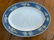 Wedgewood China Blue Siam Serving Platter