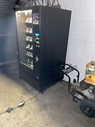 Automatic Products 7600 Snack Vending Machine Black