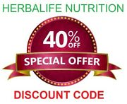 Herbalife Discount Code Get 40 Off For All Herbalife Products Email Delivery