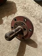 Allis Chalmers 7000 Series 540/1000 Pto Shaft Tag 014