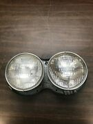 1959 Plymouth Fury Savoy Belvedere Rh Dual Headlight Assembly Nos 1120