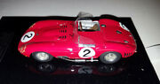 Southern Cross Factory Built 1/43 Maserati 450s Jean Behra 1957 Le Mans 2 /100