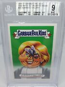2016-17 Garbage Pail Kids Human Fly Hillary Clinton Bgs 9 Mint Sticker 382 Made
