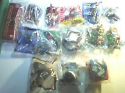 Collection Of 14 Burger King Kid's Meal Toys- New In Package