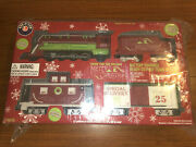 Lionel Home For The Holiday Christmas Ready-to-play Train Set 7-11915