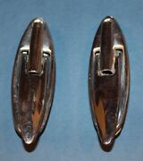 1957 1958 1959 1960 1961 1962 Corvette Convertible Top Latches Limited Use Save