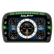 Auto Meter 6021 Lcd Competition Drag Dash