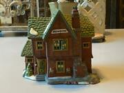 1994 Dept 56 Dickens Village Series And039browning Cottageand039