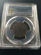 1896 Newfoundland Large Andcent1 Cent Pcgs Graded Ms-65