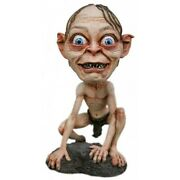 Neca Hand Painted Head Knockers - Lord Of The Rings - Hobbit - Smeagol New