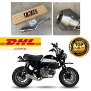 Ixil Ovc11ss Full System Slip On Accessories For Honda Monkey125