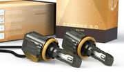 Morimoto H9 2stroke 3.0 Led Light Bulbs With Low And High Beams 5700k
