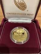 End Of World War Ii 75th Anniversary 24-karat Gold Coin - Coin Capsule Sealed