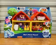 Blues Clues And You Blues House Playset 13 Pieces Preschool Toy 2020
