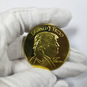 2020 Trump President Coin Keep America Great Commemorative Challenge Coins