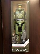 Halo Wave 1 Master Chief With Assault Rifle 12 Figure Wicked Cool Toys 2020