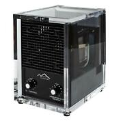 Whole House 6-stage Air Purifier, Hepa Ion Charcoal Uv Filters And Ozone Generator