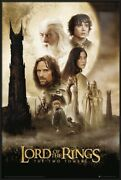 Lord Of The Rings - The Two Towers - Movie Poster Regular Size 24 X 36
