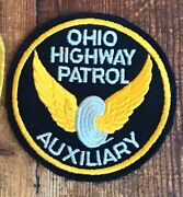 1950s Ohio Highway Patrol Auxiliary Patch