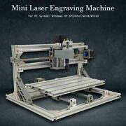 Mini Laser Engraving Machine Cnc Grbl 10w 2in1 Cutting Wood Router Quality Tool