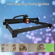 Laser Engraving Cut Machine 2.5w - 20w Pmw Control Ttl Cnc Carvings 6550 2 Axis