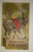 1800and039s Alden Vinegar Advertising Trading Card For Sale By Plaut And Co Fine Shoes