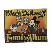 Walt Disneyandrsquos Family Album Presented By Mickey Mouse Featuring Donald Duck