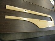Nos Oem Ford 1962 Galaxie Country Squire Station Wagon Quarter Moulding Trim Lh