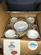 Town And Country By Gorham Melon Bud Set Of 33 Piece New In Box