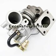 New Turbo For Kubota Svl75 1j752-17012 No Core Charge And Free Shipping